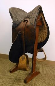 Davis saddle