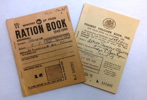 Ration books, Openhym