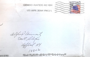 Envelope, 2014
