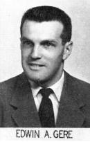 Gere, Edwin 1948