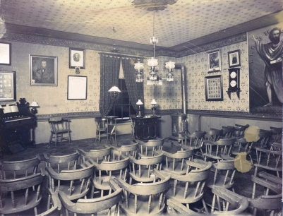 Orophilian Room 1890 Alumni Hall